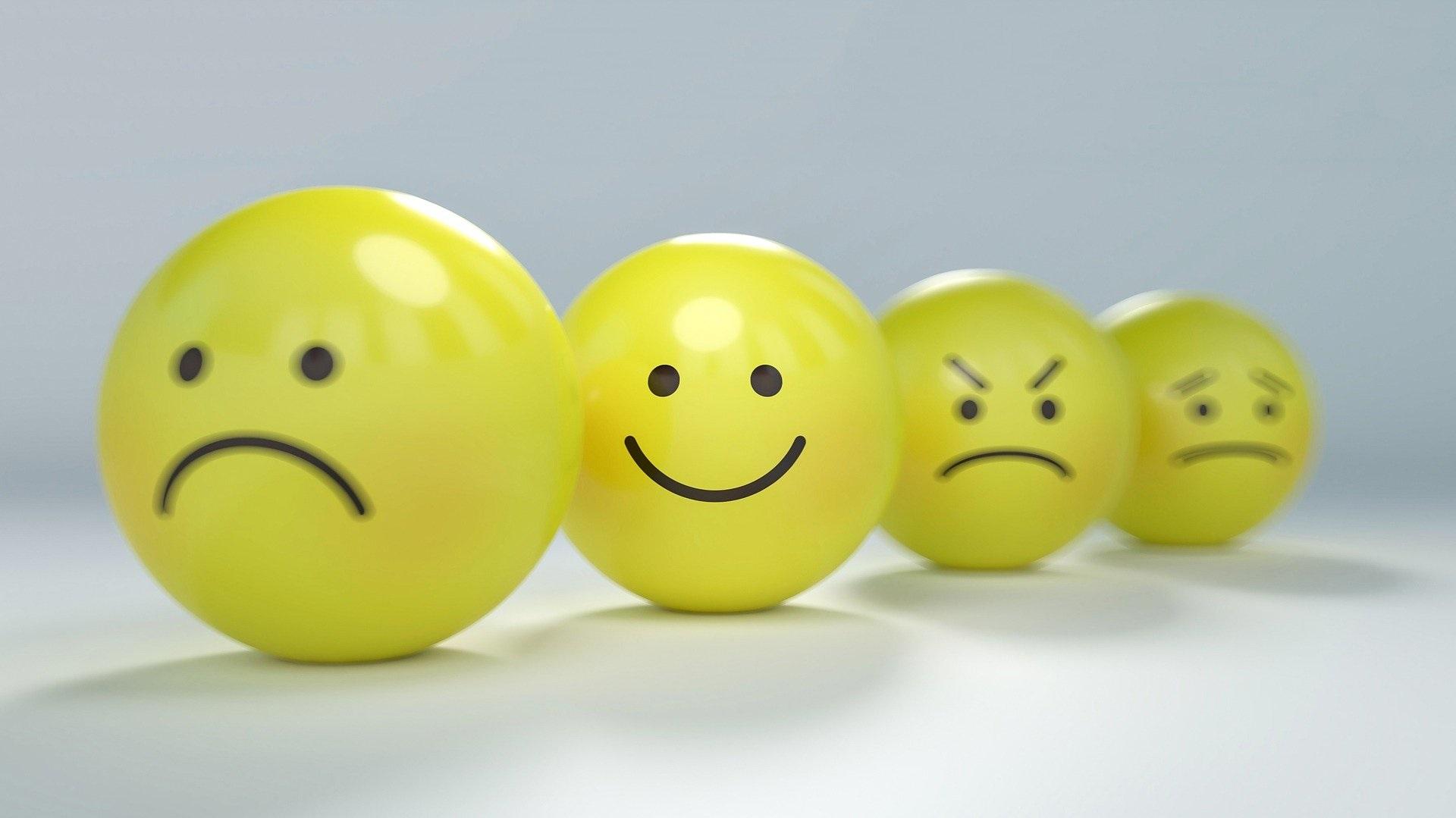 el mundo de las emociones