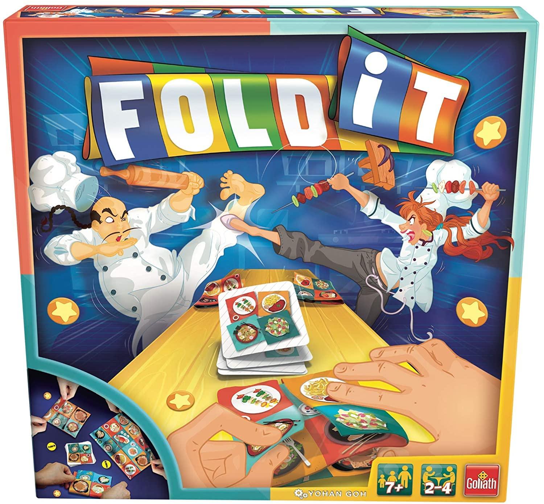 Goliath Toys- Fold it