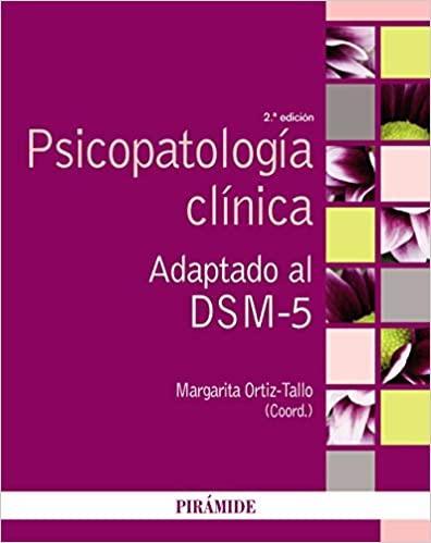 psicopatología dsm 5