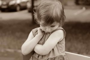 timidez infancia
